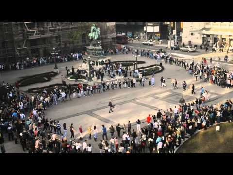 Official HD video - International Rueda de Casino Flash Mob Belgrade