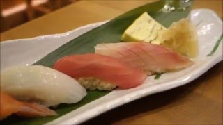 《新竹金山街餐廳》鮨小月壽司 江戶前技術握壽司 和牛肉一樣要熟成的魚肉+溫溫的醋飯︱科園園區附近無菜單日式料理 日本料理 包好吃對面