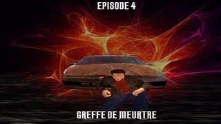 k2000 épisode 4 greffe de meurtre (saison 1) - ( Machinima )