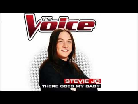 Stevie Jo There Goes My Baby Studio Version The Voice 2014