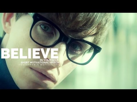 Believe In Yourself – Short Motivational Speech 2017 – Jack Canfield and Less Brown