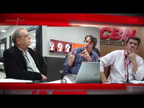 Entrevista CBN Campo Grande: Presidente do CRECI-MS, Delso José de Souza