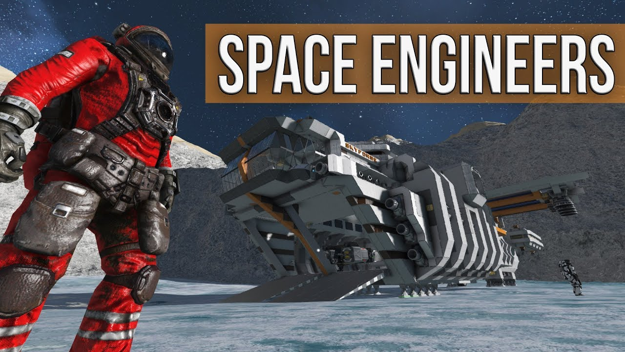 "Space Engineers – ""The Skyforge"""