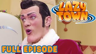 Lazy Town I Lazy Town's Surprise Santa I Season 1 Full Episode
