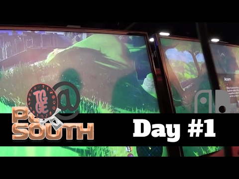 tgg@PAX SOUTH 2017 Saturday Vlog: Switch Shenanigans