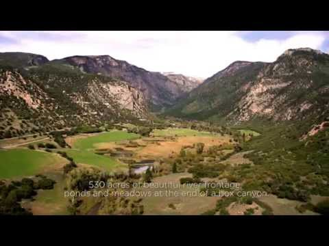 Inyanga Ranch, Western Colorado lifestyle ranch - Ranches for sale by Ranch Marketing Associates