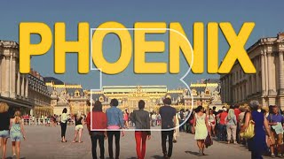phoenix in versailles  a take away show