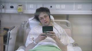 Video The Thick of It - Malcolm visits Ollie in hospital download MP3, 3GP, MP4, WEBM, AVI, FLV November 2017