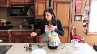 Cashew Butter Tutorial
