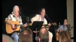 Kingston Trio´s very last performance together.