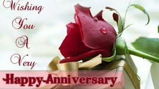 💕Happy Wedding Anniversary💝 Special Wishes Greetings 💕 new  💕Anniversary WhatsApp status Video💕