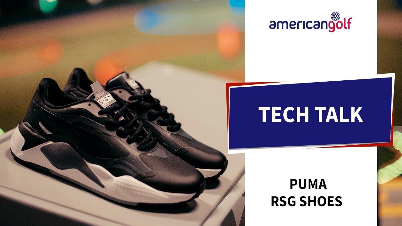 PUMA RSG SHOES - TECH TALK   American