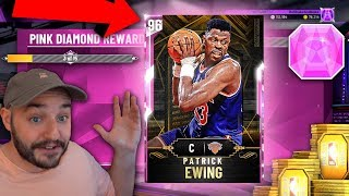 NBA 2K20 My Team 1,700 TOKEN SPENDING SPREE! 3 NEW PINK DIAMONDS NOW!!!