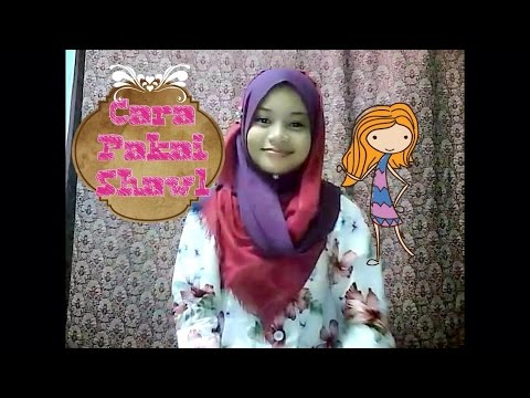 Mp3 Video Download Cara-pakai-shawl-hijab-simple-step