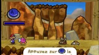 Let's play Paper Mario #9 - Mario, apprenti facteur