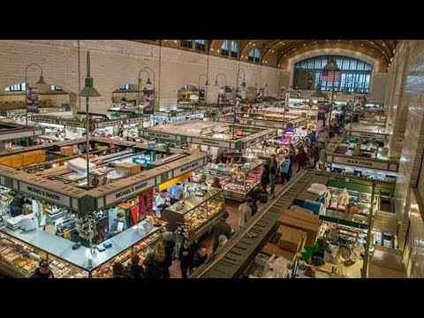 A West Side Market Saturday Morning | Cleveland OH