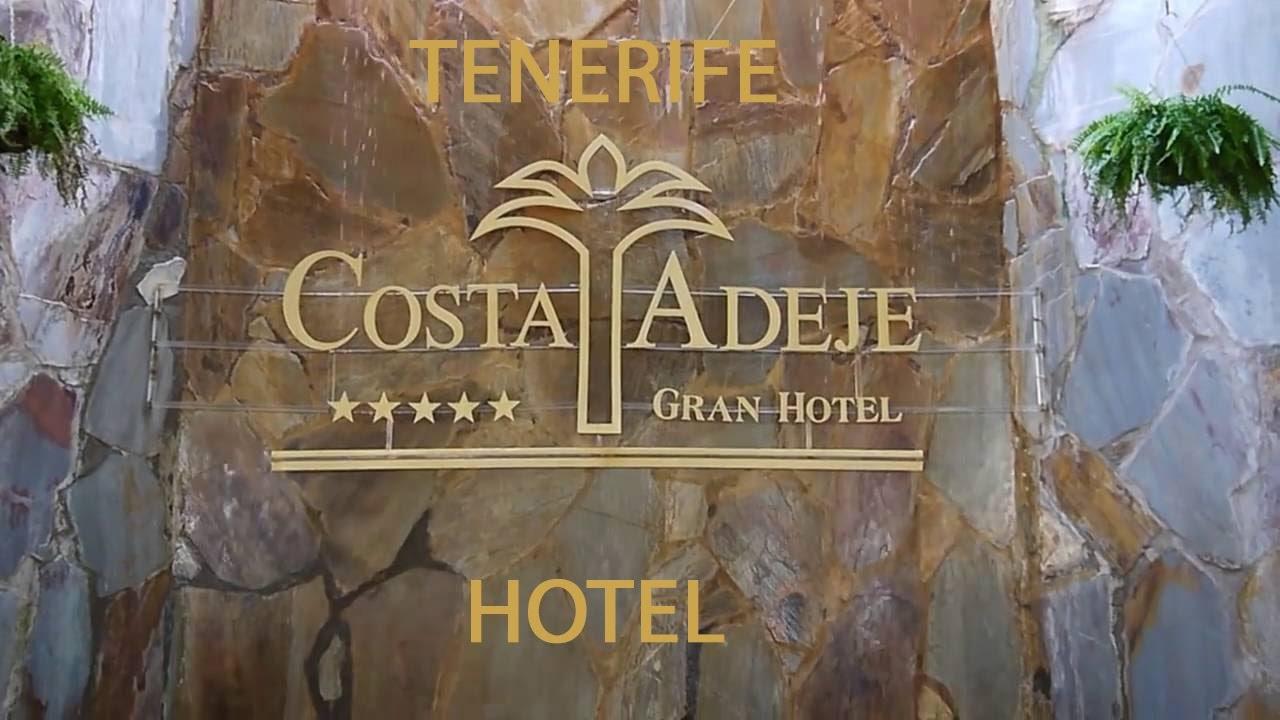 Grand Hotel Costa Adeje Velma Bussey