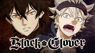 All Black Clover Openings (1-10) *FULL* HD