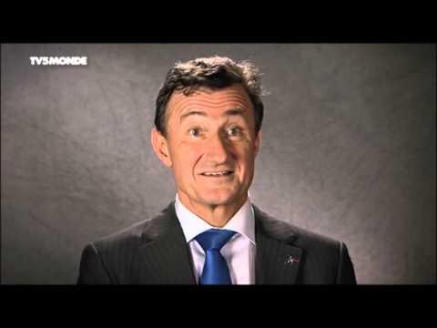 « Excellence française » 2012 : Bernard Charles - Secteur technologie
