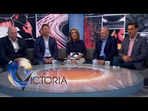 Footballers speak out over sexual abuse - BBC News