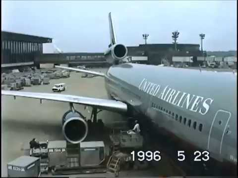 THE SIGHT & THE SOUND : United Airlines DC-10 N1857U documentary from Tokyo to Seoul