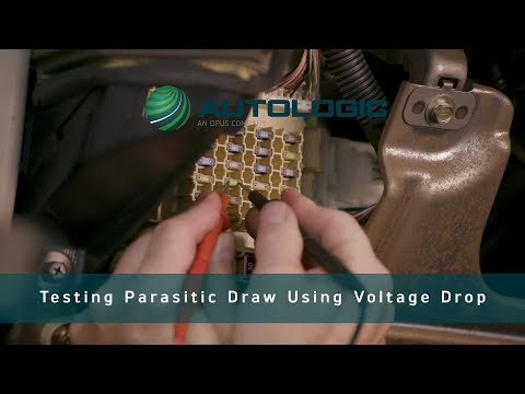 The Best Way To Test Parasitic Draw Using Voltage Drop Across Fuses Youtube