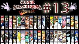 Super Smash Bros Brawl (Parte 13 - Puente de Hal abarda y Fabrica de Bombas - Mr Game y R.O.B)