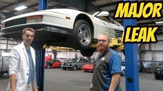 Here's Everything that's Broken on My Bargain Ferrari Testarossa