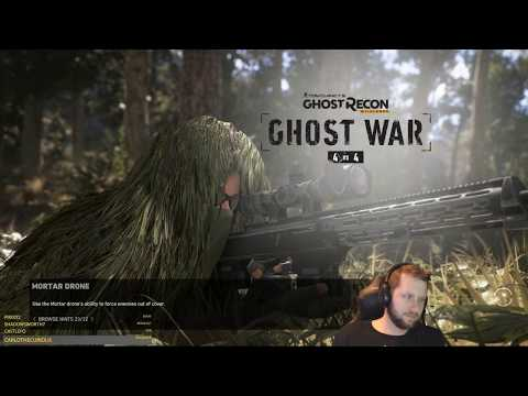 Tom Clancy's Ghost Recon: Wildlands - Ghost War PvP Continues