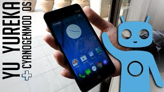 CyanogenMod OS on YU YUREKA: Detailed overview, features and customization