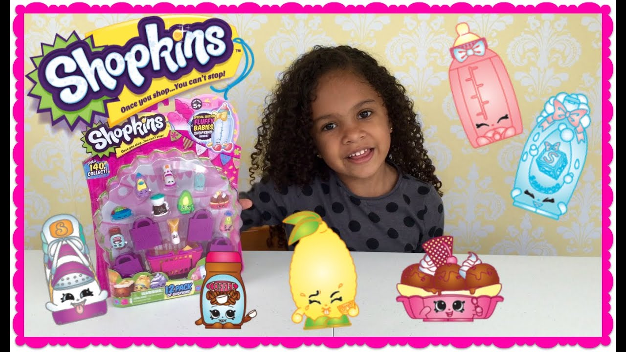 Another Try At Slark Ultra Rare: Shopkins Season 2 Opening 12 Pack