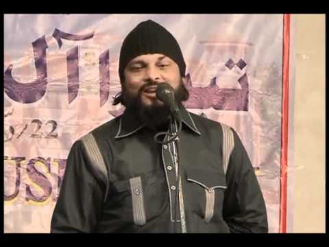 13.Urs Makhdoom Ashraf -3rd All India Natia Mushairah (Javed Siddiqui) 22nd Dec 11 *Must Watch*