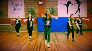Remedy- Machel Montano ZUMBA WITH NIKKI CORDERO