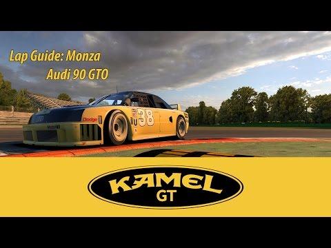2017S2 Monza Lap Guide