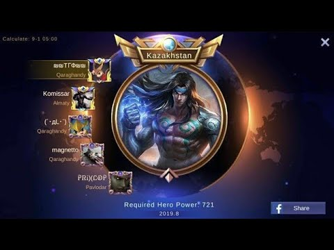 Mobile Legends : Instant Top Player Tutorial X Fake GPS Location! No Ban! ALL SEASON! Step By Step!