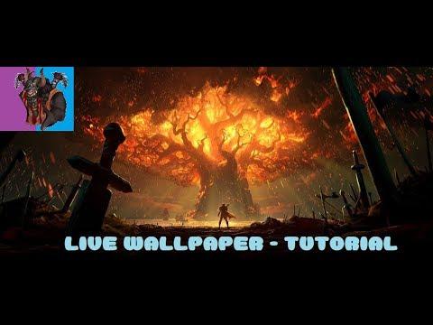 teldrassil burning live