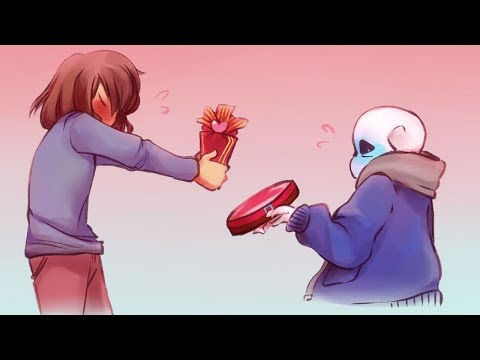 Sans, You promised Frisk to stop【 Undertale and Deltarune Comic Dubs 】