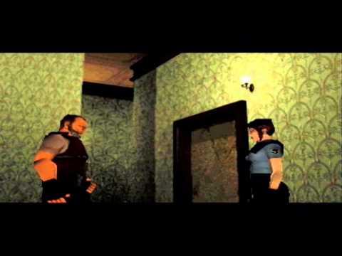 Resident Evil - Jill Sandwich Scene [HD]
