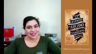 La leyenda del Arcano (Verbedins) - Dalvareze #BooktubeDelPresente