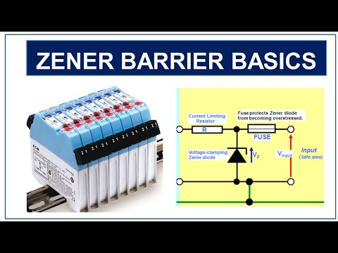 What Is A Zener Barrier