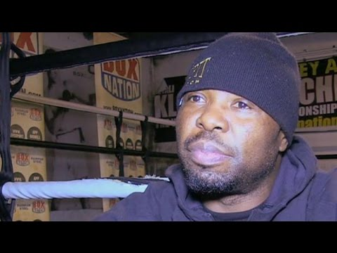 DON CHARLES RAW ON TIME WITH CHISORA, JOSHUA, FURY V KLITSCHKO 2, MUHAMMAD ALI AND THE HEAVYWEIGHTS!