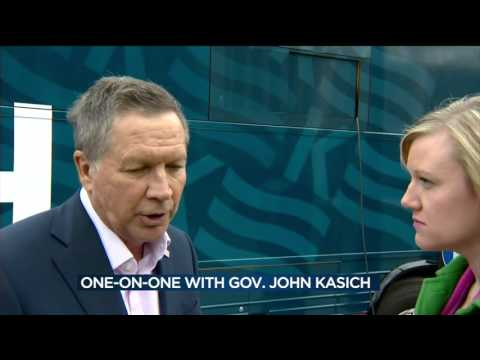 Gov. Kasich says a Walker endorsement would boost campaign