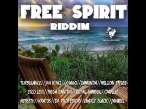 Free Spirit Riddim Mix-Dj Kronixx