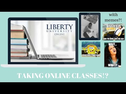 TAKING ONLINE CLASSES! WHAT'S LIKE + RANT AND MEMES! | JalayshasJourney