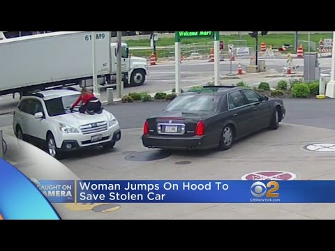 Woman Battles Car Thieves At Milwaukee Gas Station