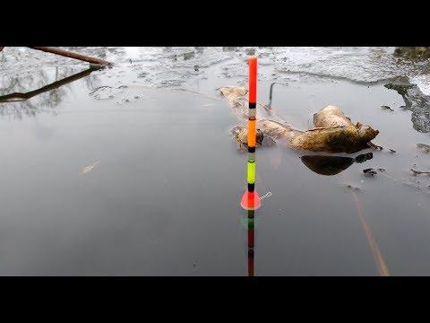 ловля с лодки на поплавок