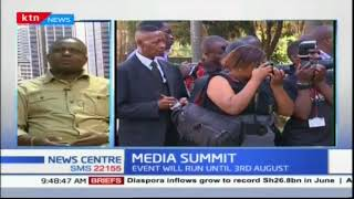 Kenya Annual Media Summit kicks off in Nairobi
