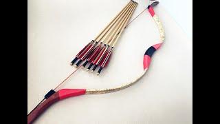 PVC bow making.