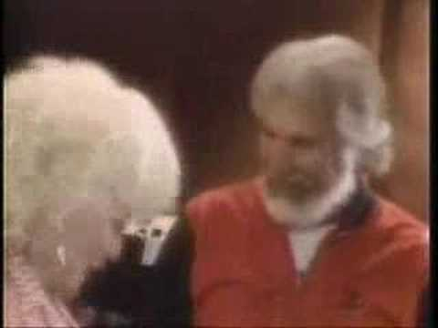 Kenny Rogers And Dolly Parton Blaze Of Glory
