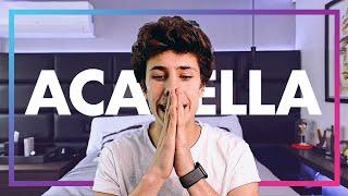 Adiós Acapella | La decisión más difícil de mi vida.